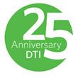 25th anniversary of DTI